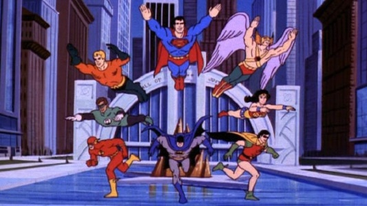 Superfriends-Justice-League-Hall-of-Justice